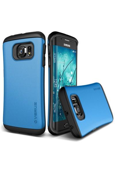 Verus Galaxy S6 Edge Thor Kılıf HARD DROP Electric Blue