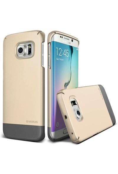 Verus Samsung Galaxy S6 Edge 2Link Kılıf Goldilocks