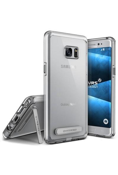 VRS Galaxy Note 7 / Note FE High Pro Shield Kılıf Light Silver
