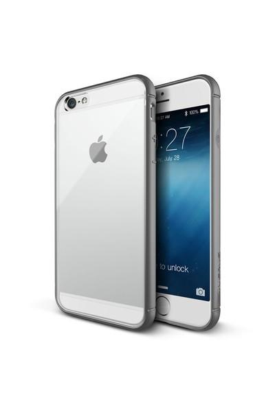 Verus iPhone 6/6S 4.7 Crystal Mixx Kılıf Dark Silver