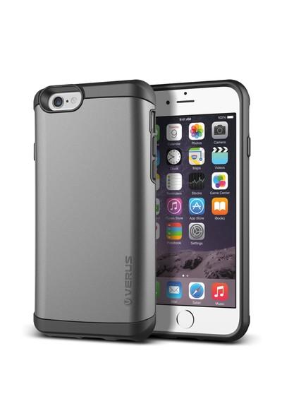 Verus iPhone 6/6S 4.7 Damda Veil Kılıf Steel Silver