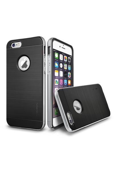 Verus Apple iPhone 6 Plus/6S Plus New Iron Shield Kılıf Silver