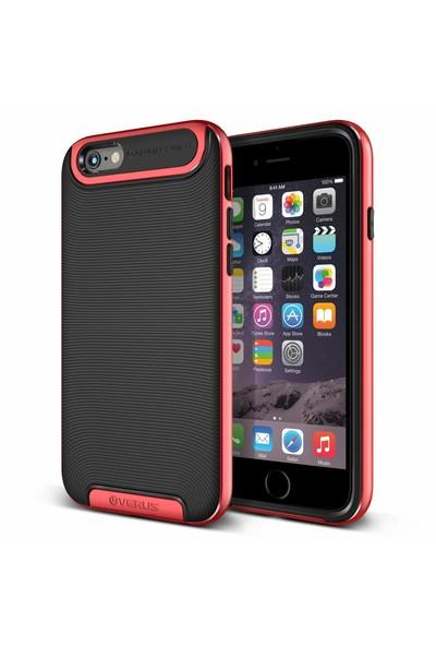 Verus iPhone 6 4.7 Case Crucial Bumper Kılıf Crimson Red