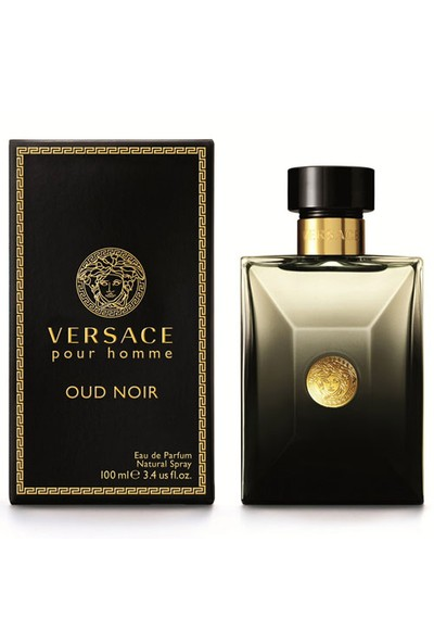 Versace Pour Homme Oud Noir Edp 100 Ml Erkek Parfüm