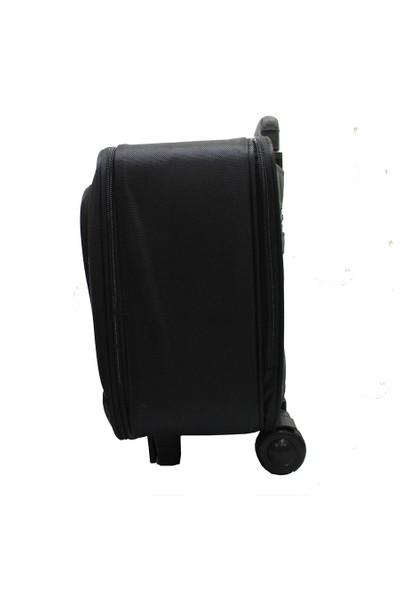 Dama Stileçok Gözlü Şifreli Kabin Boy Çekçekli Bavul