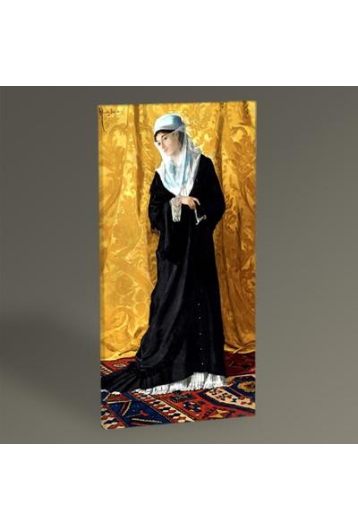 Tablo360 Osman Hamdi Bey A Lady of Constantinople 60 x 30
