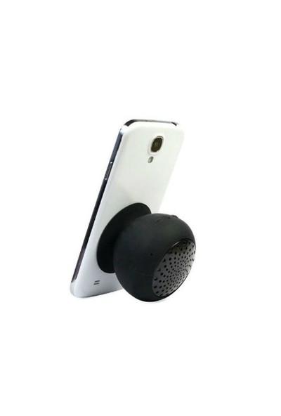 Toptancı Kapında Kablosuz Vakumlu Bluetooth Hoparlör