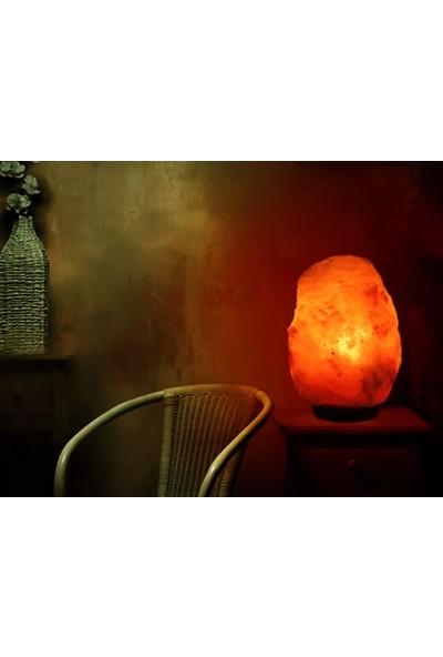 Toptancı Kapında Himalaya Doğal Kaya Tuzu Gece Lambası (4-5 Kg)