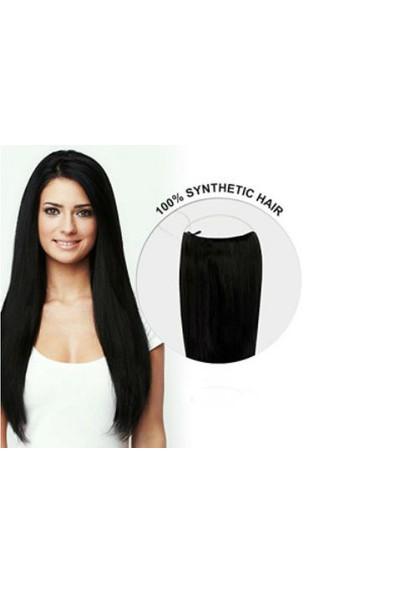 Toptancı Kapında Secret Extensions Sihirli Saçlar - Koyu Siyah