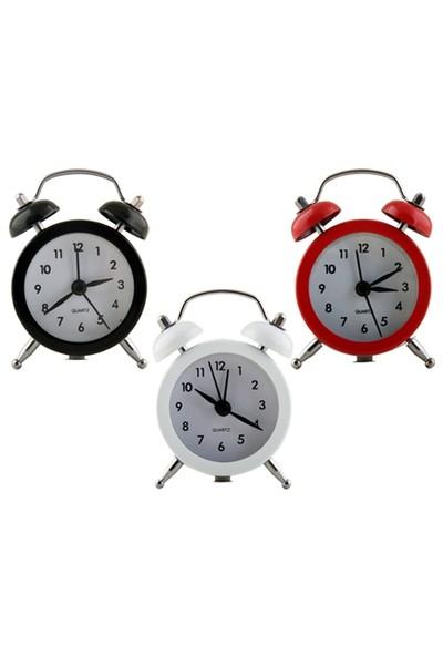 Toptancı Kapında Mini Çalar Masa Saati