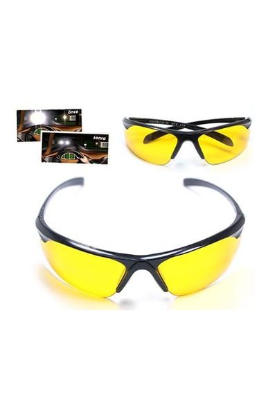 Toptancı Kapında Anti Far Gece Görüş Gözlüğü (Yeni Model)