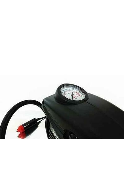 Toptancı Kapında Araç Çakmak Girişli Hava Kompresörü 250 Psı Tire Inflator