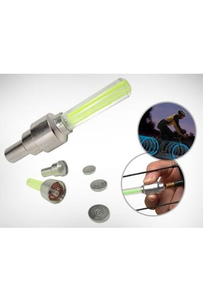 Toptancı Kapında Fotosel Ve Hareket Sensörlü Işıklı Sibop Kapağı (2 Adet)