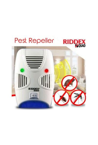 Toptancı Kapında Riddex Quad Pest Repelling Aid Haşere Ve Fare Kovucu