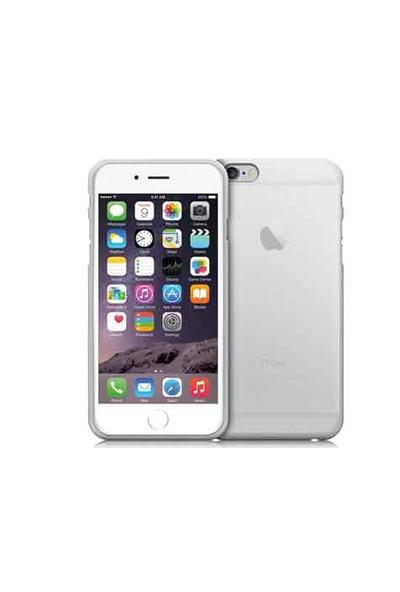 Toptancı Kapında Apple İphone 6/6S Plus Ultra İnce Silikon Kılıf Şeffaf