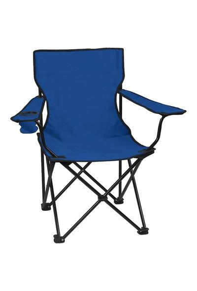 Katlanabilir Kamp Sandalyesi Çantalı Özaktaç