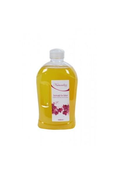 Naturalive Zeytinyağlı Sıvı El Sabunu (2,5 Lt)