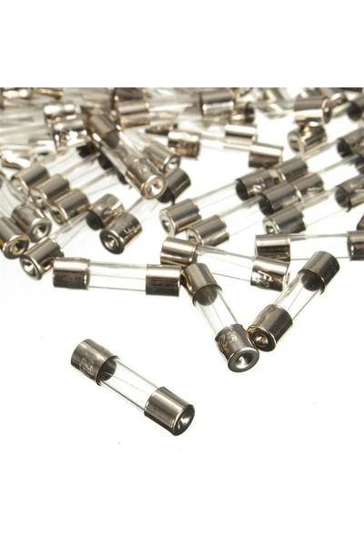 Electroon 9 Amper Küçük Cam Sigorta 5x20mm 100 Adet
