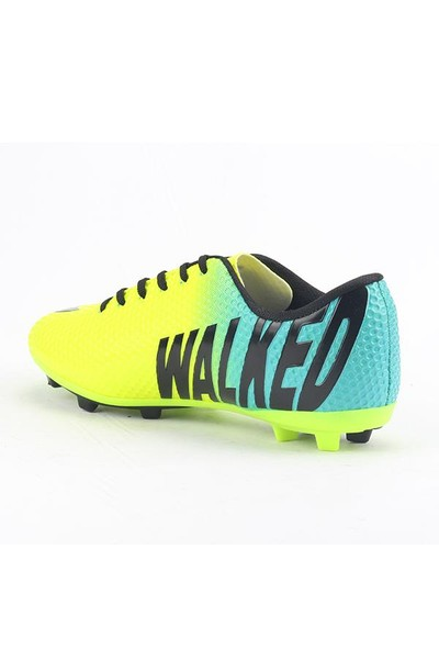 Walked 401 E Krampon Çim Erkek Futbol Spor Ayakkabı