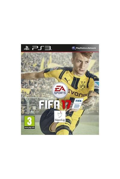 Fifa 17 Ps3 Oyun