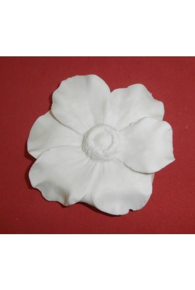 Yıldız Hobi Lotus Çiçeği Silikon Sabun ve Kokulu Taş Kalıbı