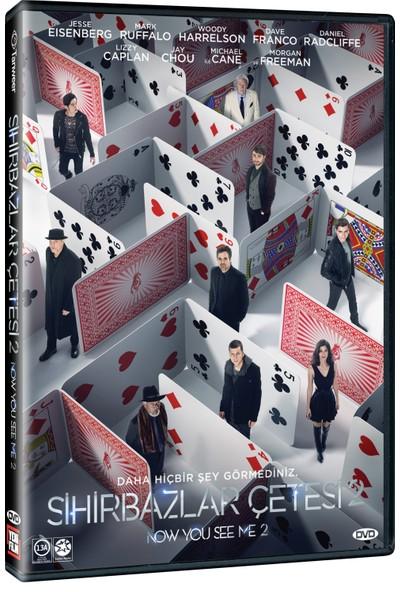 Now You See Me 2 (Sihirbazlar Çetesi 2) (Dvd)