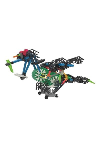 K'Nex Robo-Croc Yapım Seti (Motorlu) Beasts Alive 34407