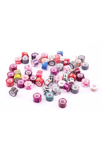 Nani Toys 40'lı Renkli Bant Paketi