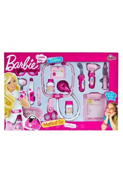 Nani Toys Barbie 14'lü Medikal Doktor Seti
