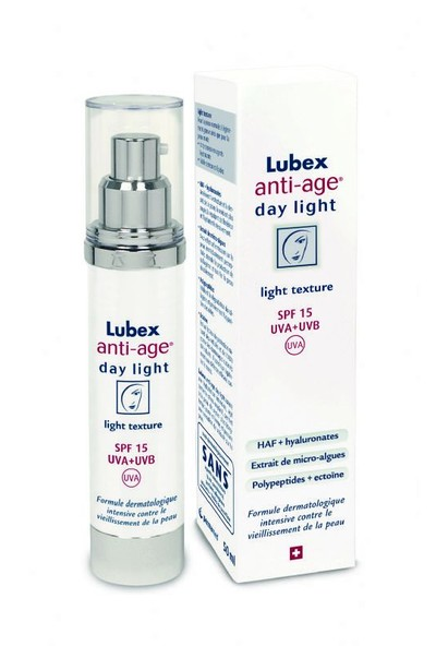 Lubex Anti Age Day Light Spf 15 50ml - Hafif Gündüz Kremi