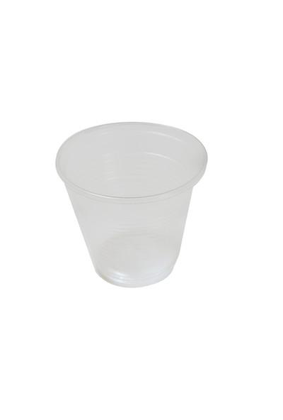 100 adet Plastik Zemzem Suyu Bardağı mm08x