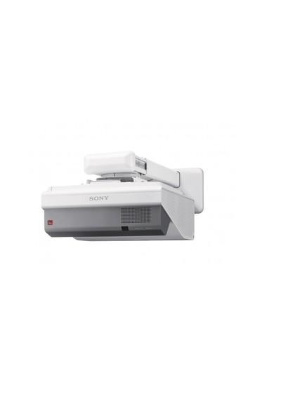 Sony VPL-SX631 3300 ANSI lümen 1024x768 XGA LCD Ultra Kısa Mesafe Projeksiyon Cihazı