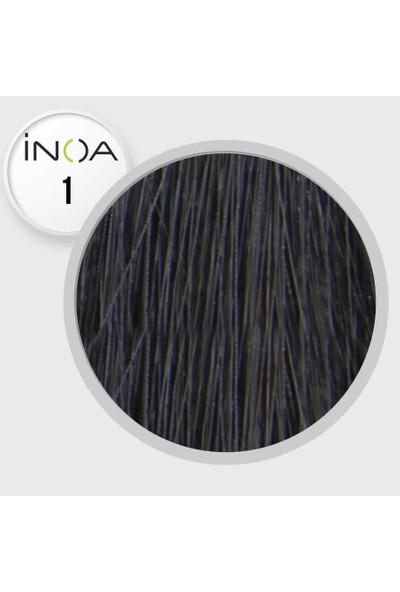 L'Oréal Professionnel İnoa 1 Siyah Saç Boyası