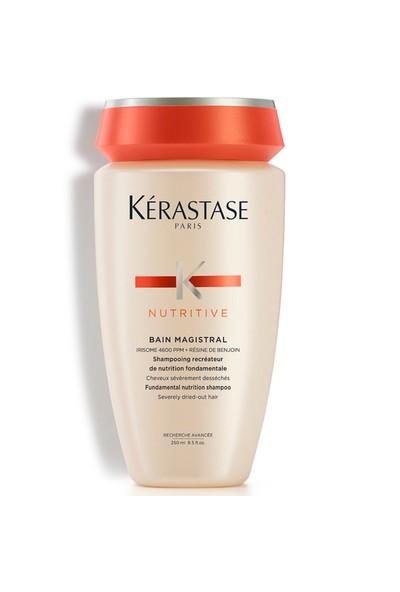 Kerastase Nutritive Aşiri Kuru Saçlar Termo Etkili Şampuan 250ml