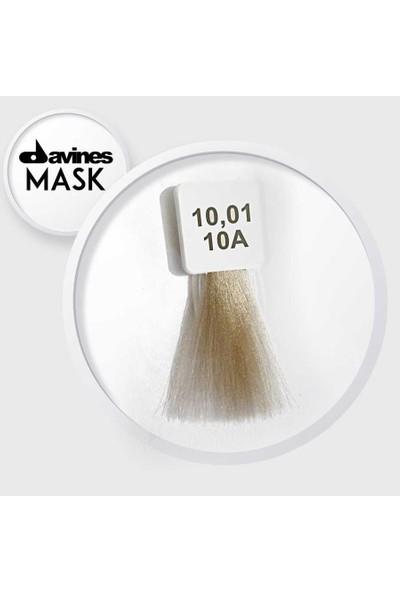 Davines Mask Boya 10.01 / 10A Çok Açık Kumral
