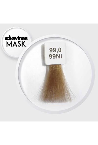 Davines Mask Boya 99.0 / 99NI Çok Açık Kumral