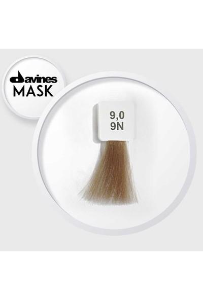 Davines Mask Boya 9.0 9N Çok Açık Kumral