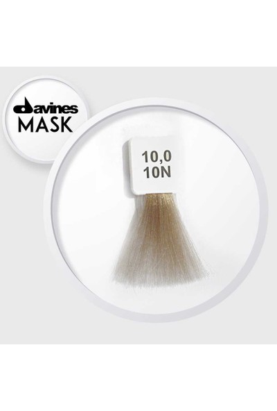 Davines Mask Boya 10.0 10N Platin