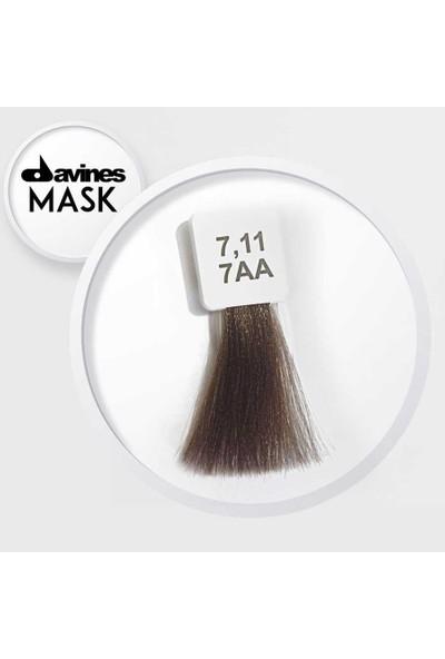 Davines Mask Boya 7.11 / 7AA Yoğun Kumral