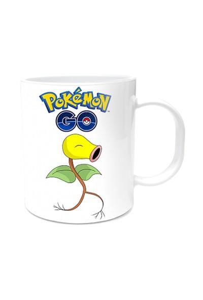 Pokemon Tasarımlı Kupa Bardak Bellsprout