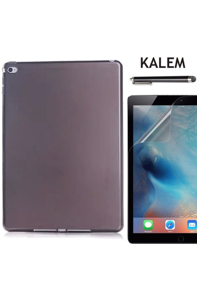 Exclusive Phone Case iPad Air Kılıf Silikon FilmKalem
