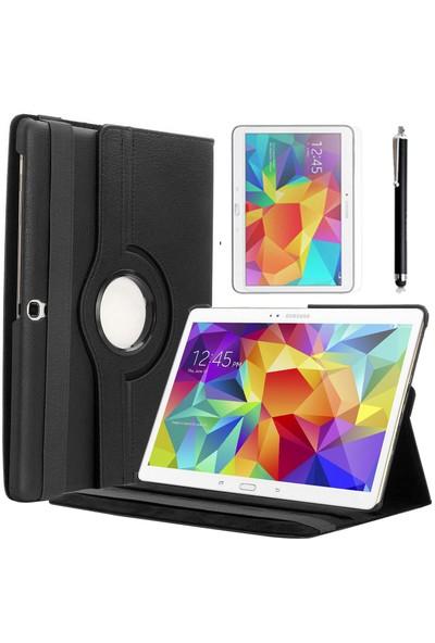 Exclusive Phone Case Samsung Galaxy Tab S T800 Kılıf Tam Korumalı +Tempered Glass+KalemOtg Kablo