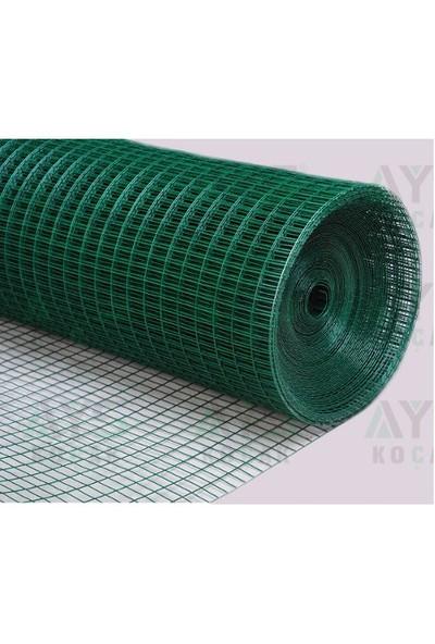 Puntalı PVC Kaplı Tel - Küçük Göz Aralıklı - 150 CM YÜKSEKLİK - 5 METRE