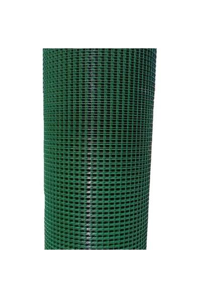 Puntalı PVC Kaplı Tel - Küçük Göz Aralıklı - 120 CM YÜKSEKLİK - 5 METRE