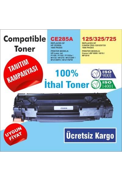 Canon Crg-725 İthal Toner Lbp 6000-Lbp 6030-Lbp6020-Mf3010