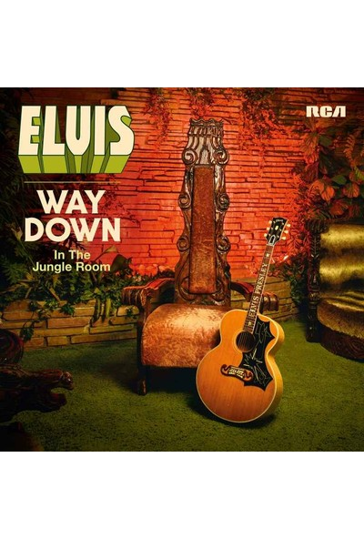 Elvis Presley - Way Down İn The Jungle Room