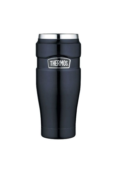 Thermos Sk 1005 Stainless King Travel Mug Midnight Blue 0,47 Lt Sk1005-Mb4