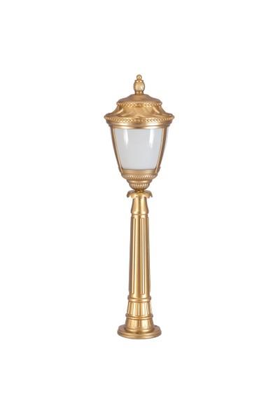 Şanlı Aliminyum Altın Yıldız Boyalı Hasır Model Fener Direk
