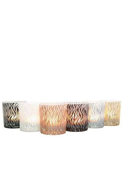 Arte Home Flame Bronz Mumluk