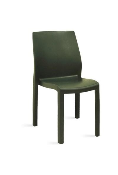 Papatya Yummy Sandalye - Yeşil
